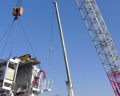 习水巨型机械规格尺寸 百万丰供