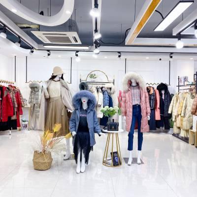 轻法奢式优时雅装 【EOONESHA珂尼莎曼】21冬 女装品牌折扣走份批发 厂家一手货源