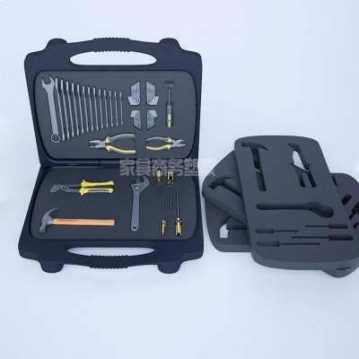 重庆EVA雕刻 一体成型包装盒内衬 防震包装盒 工具箱内衬定制加工