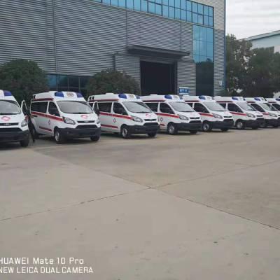 福特V362救護車 救護車廠家