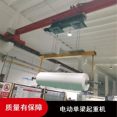 3吨工业用矿源牌结构合理LDA电动单梁起重机市场价格