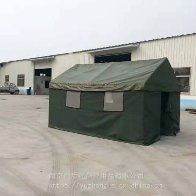 南京全棉帆布帐篷,南京野外作业工程施工,南京卖施工用帆布帐篷