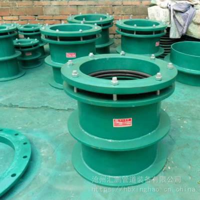 ***刚性防水套管 A型B型钢性止水套管 人防通风预埋钢套管