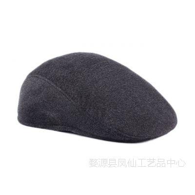 冬天保暖长辈送礼老年帽子加厚保暖男士鸭舌帽子保暖前进帽