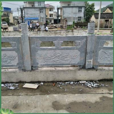 汉白玉石栏杆石栏板厂家 简易石栏板价格