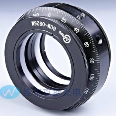 光学镜片及晶体-超宽带消色差波片-B.Halle消色差波片